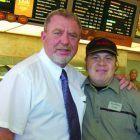 Tim Horton's employees